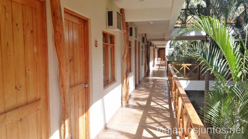Pasillos de Casa Andina Standart Nasca Hoteles Casa andina por Peru #PerúJuntos Perú