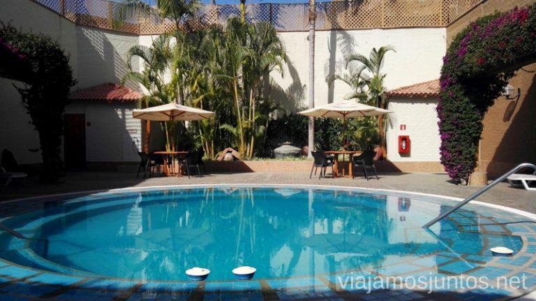 Piscina en Casa Andina Standart Nasca Casa Andina Hotels por Peru #PerúJuntos Perú