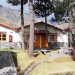 Vistas desde Casa Andina Colca en Chivay a los picos Casa Andina Hotels por Peru #PerúJuntos Perú