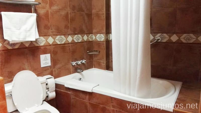 Bañera en Casa Andina Puno Casa Andina Hotels por Peru #PerúJuntos Perú