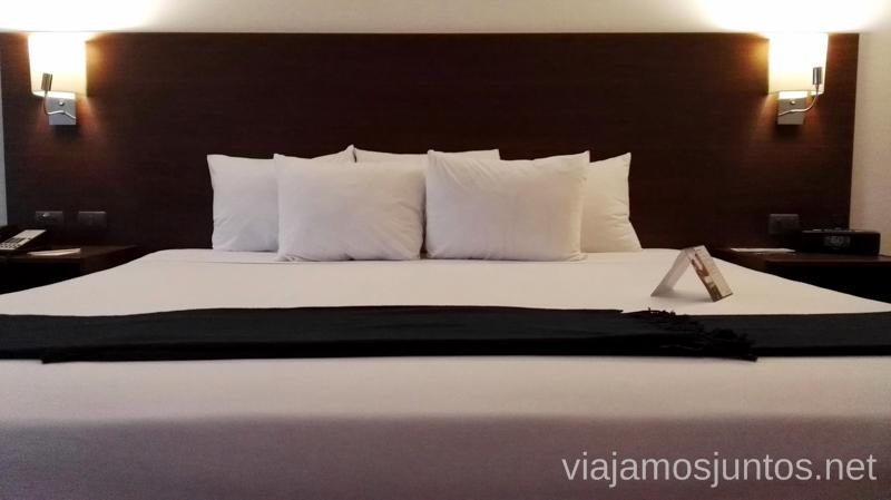Cama queen size en Casa Andina Trujillo Casa Andina Hotels por Peru #PerúJuntos Perú