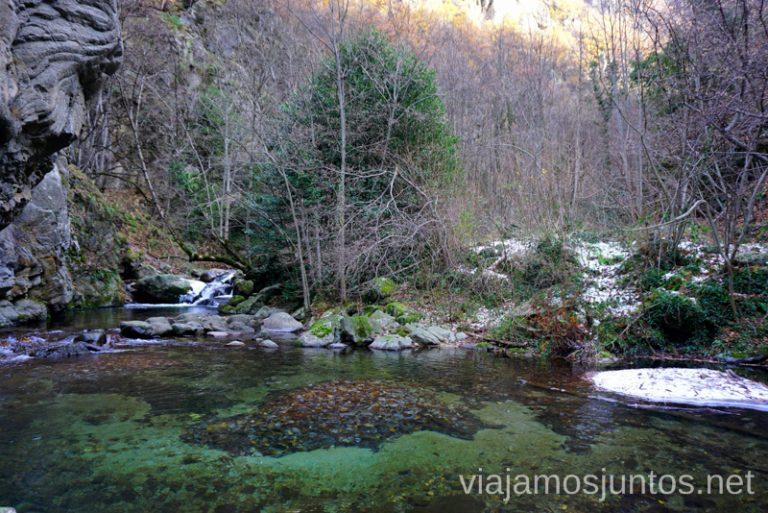Paisajes encantados de la ruta de les Gorges de Caranca Ruta de las Gorges de Caranca Qué ver y qué hacer en Francia