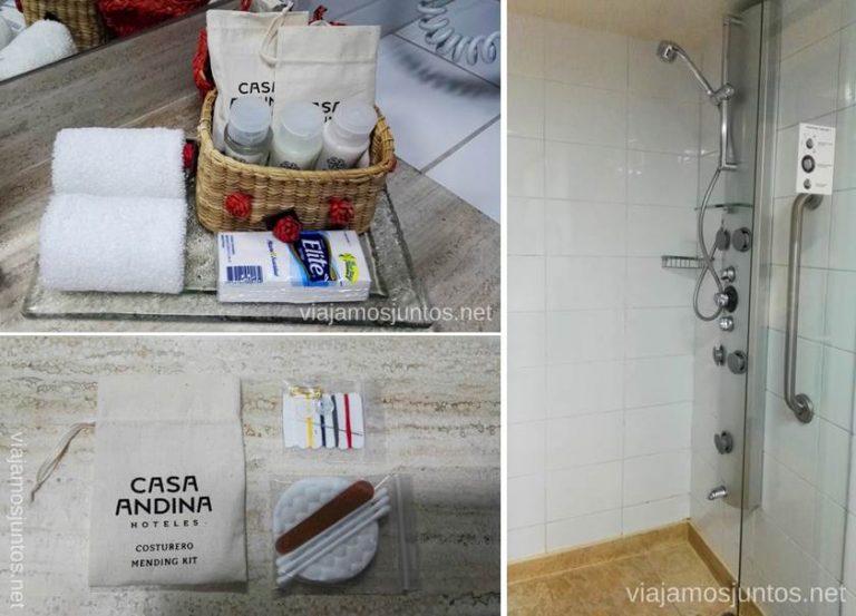 Vanity Kit de Casa Andina Hotels Premium Casa Andina Hotels por Peru #PerúJuntos Perú