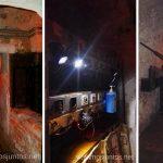 La mina de café - entra y descubre cómo se hace el café Donde comer en Lviv Restaurantes curiosos y bien de precio Ucrania