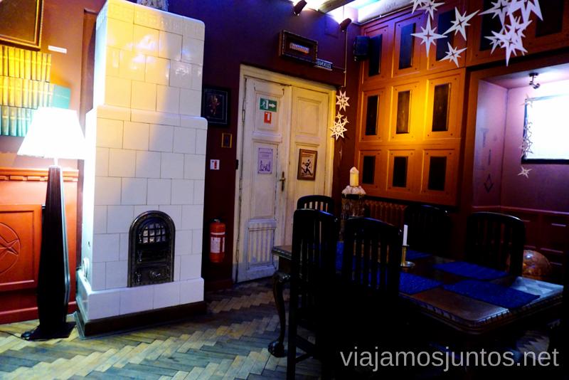 Donde comer en Lviv Restaurantes curiosos y bien de precio Ucrania