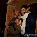 El guarda de Kryivka Donde comer en Lviv Restaurantes curiosos y bien de precio Ucrania