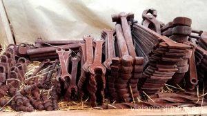 Herramientas de chocolate, ¿quién quiere una? Viajar a Ucrania #ViajamosJuntos #XmasJuntos #UcraniaJuntos