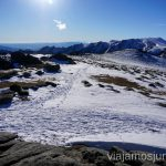 Desde el pico de la Najarra. 3 rutas para disfrutar de la nieve cerca de Madrid