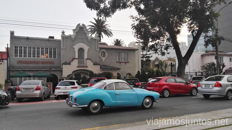 Las calles de Lima. Como llegar desde el aeropuerto de Lima a la ciudad de la manera segura y barata Peru #PerúJuntos Perú