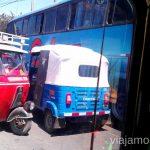 Un caos de transporte en Ica. Qué ver y qué hacer en Ica y el desierto y oasis de Huacachina Visita a la bodega de Los Tres Hermanos y El Catador Peru #PerúJuntos Perú