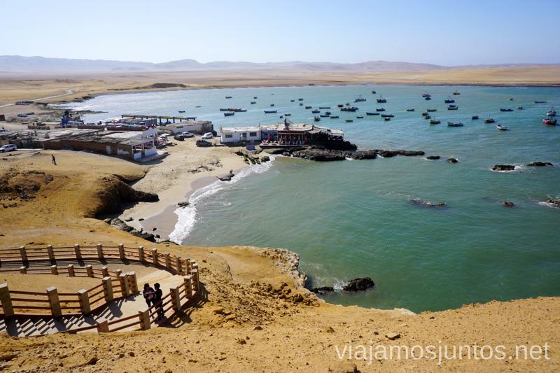 Lagunilla, Reserva Nacional de Paracas. Qué ver y hacer en Paracas. Organizar la visita a las islas Ballestas y Reserva Nacional de Paracas Peru #PerúJuntos Perú