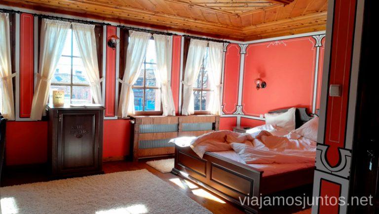Habitación en Edno Vreme. Dónde dormir y consejos prácticos para encontrar alojamiento en Bulgaria. Nuestros hoteles favoritos