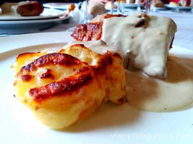 Restaurante Real Colegiata de San Isidoro, León. Qué ver y qué hacer en León y Valporquero Castilla y León