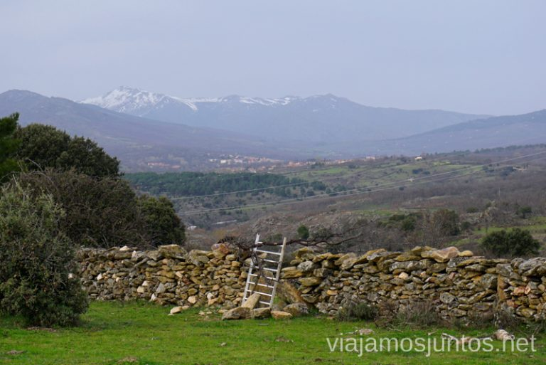 Que hacer en la Sierra Norte de Madrid Rutas de Senderismo