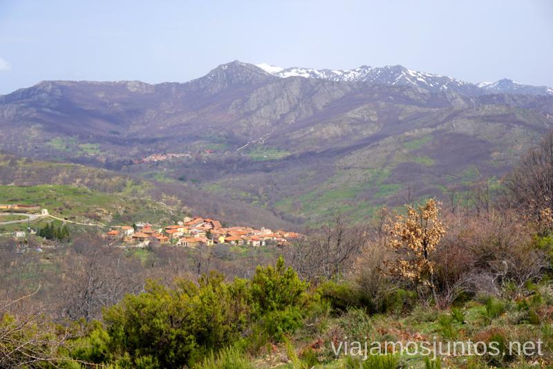 Vistas panorámicas desde la GR303. Que hacer en la Sierra Norte de Madrid Rutas de Senderismo