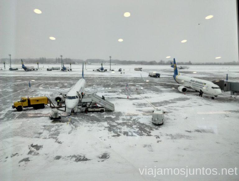 El aeropuerto internacional de Boryspil, Kyiv. Cómo llegar desde el aeropuerto de Kyiv al centro de la capital de Ucrania