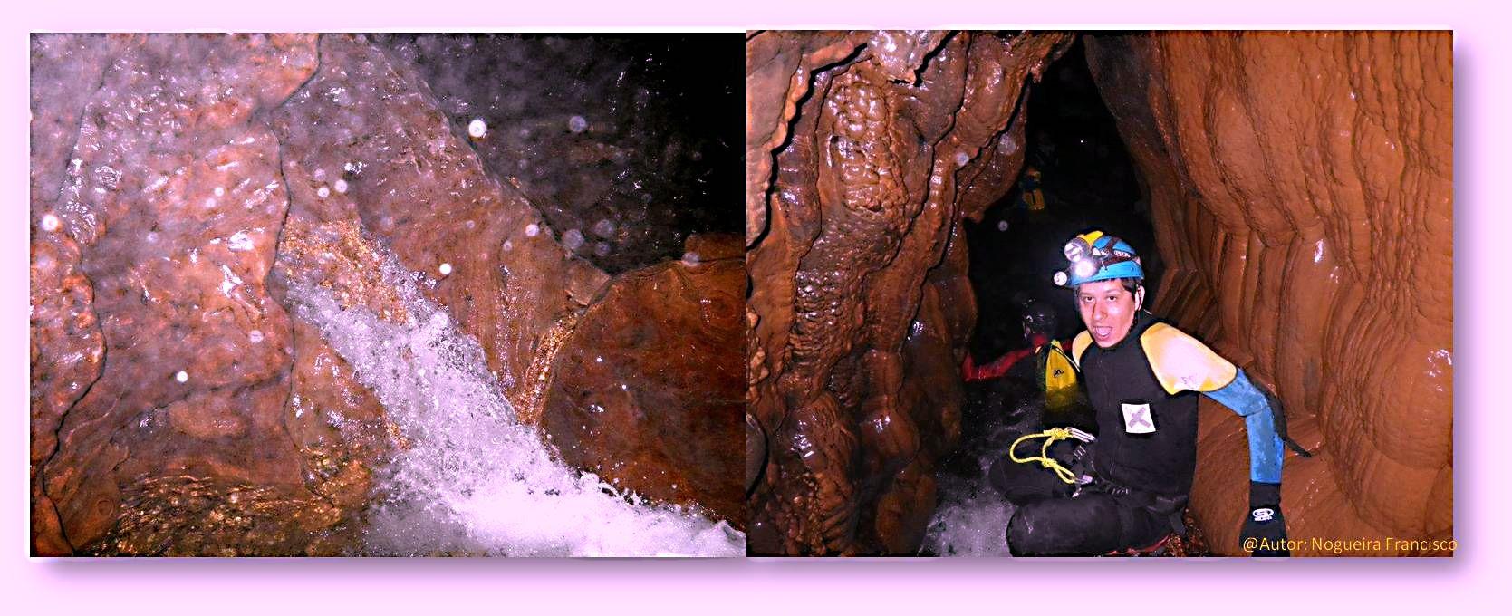 En las entrañas de la cueva de Valporquero. Qué ver y qué hacer en León y Valporquero Castilla y León