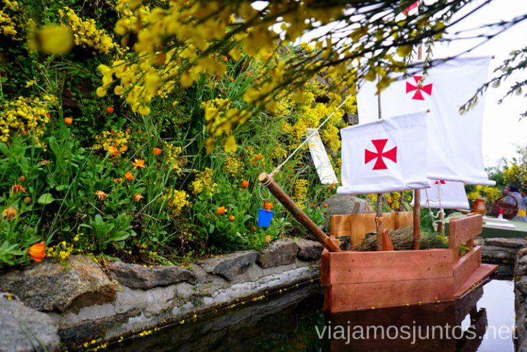 Festival del Piorno en Flor. Gredos Norte. Qué hacer en Gredos Norte, la Sierra Norte de Gredos. Dónde dormir y dónde comer