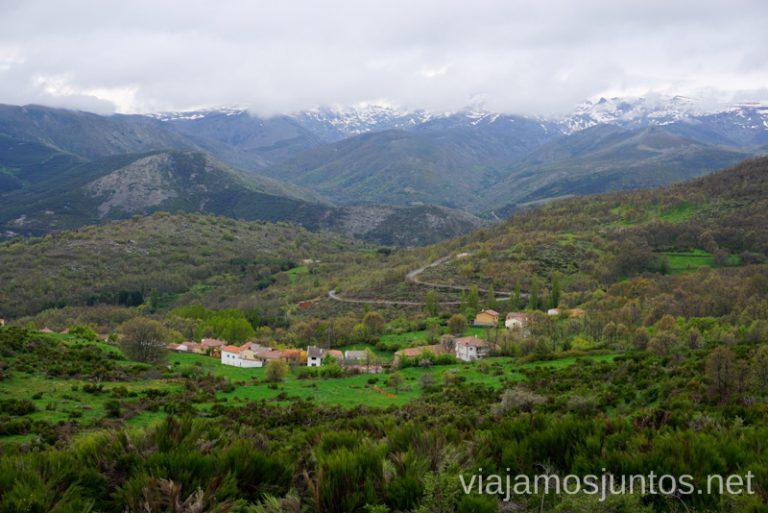 Barrio Bajo de San Bartolomé de Tormés. Qué hacer en Gredos Norte, la Sierra Norte de Gredos. Dónde dormir y dónde comer