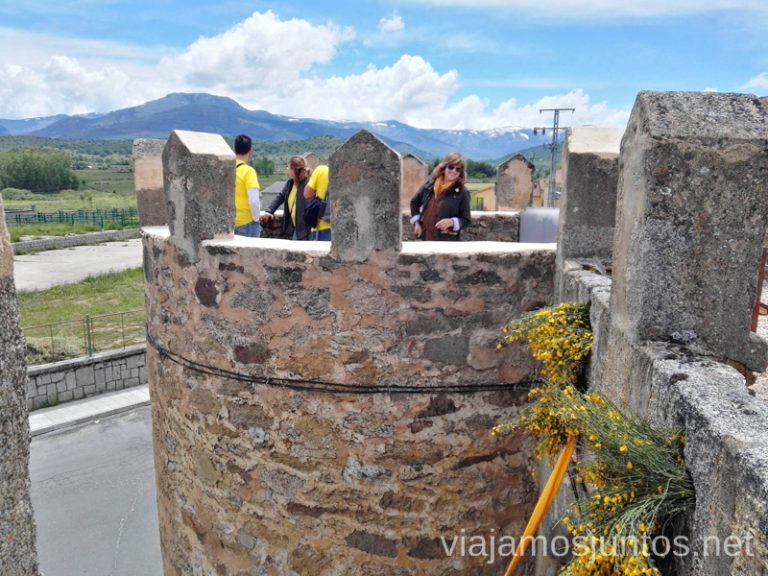 Puerta del ahorcado en Barco de Ávila Qué hacer en Gredos Norte, la Sierra Norte de Gredos. Dónde dormir y dónde comer
