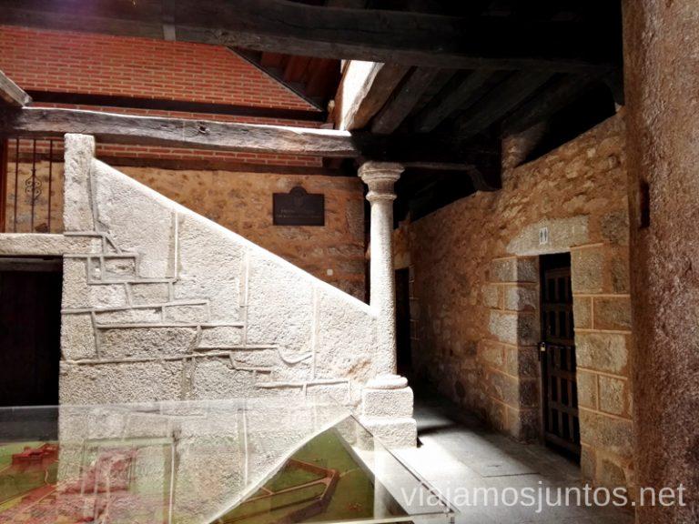 Antigua cárcel en Barco de Ávila Qué hacer en Gredos Norte, la Sierra Norte de Gredos. Dónde dormir y dónde comer