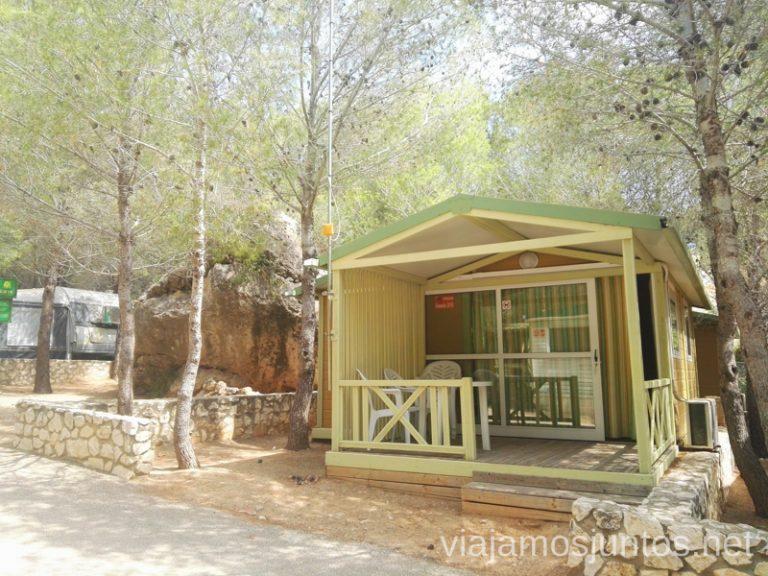 Bungalow en el camping Santa Marta Qué ver y hacer en Cullera en un fin de semana Valencia Comunidad Valenciana