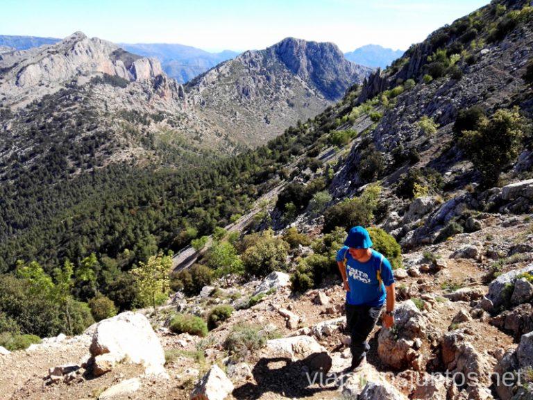 Ascensión a Puig Campana, la segunda cima más alta de Alicante. Ruta de la ascensión al pico de Puig Campana Qué hacer en Benidorm y alrededores #RumboSurJuntos