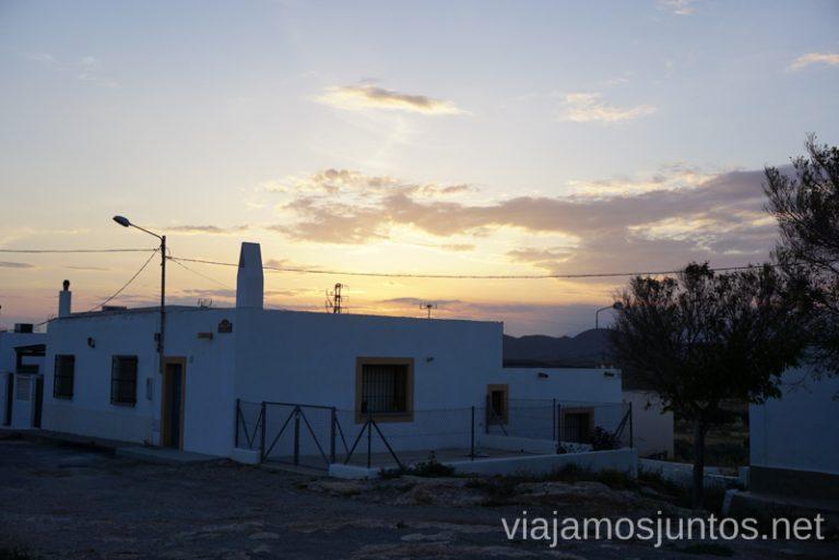 Los Albaricoques. Qué ver y hacer en Cabo de Gata. Dónde alojarse. #RumboSurJuntos