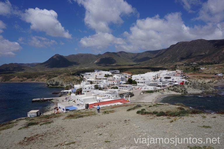 Mirador de La Isleta. Qué ver y hacer en Cabo de Gata. Dónde alojarse. #RumboSurJuntos