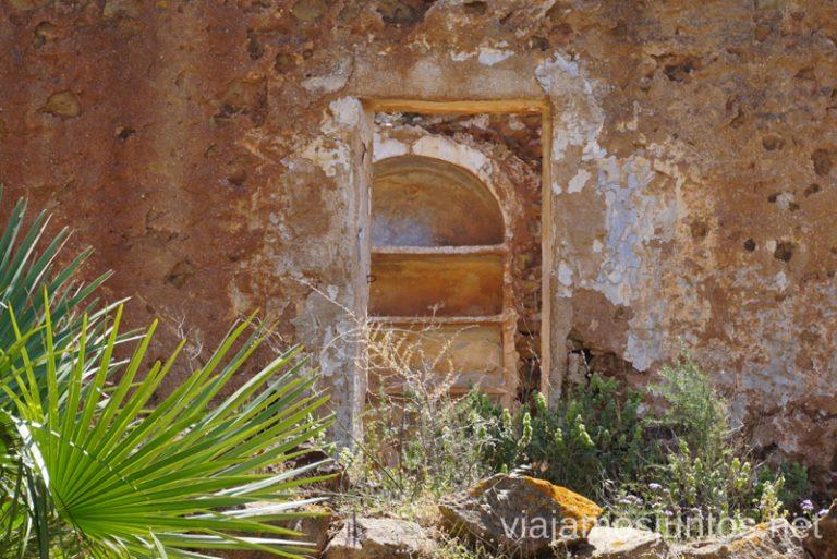 Minas de oro de Rodalquilar. Ruta de senderismo de las Minas de Cinto o de Rodalquilar, Cabo de Gata - Níjar #RumboSurJuntos