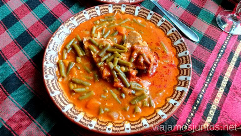 ¡Qué aproveche! Gastronomía de Bulgaria. Dónde y qué comer en Bulgaria. Gastronomía de Bulgaria #BulgariaJuntos