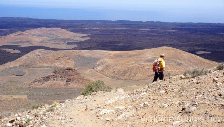 Volcán Caldera Blanca Qué ver y hacer en Lanzarote, #LanzaroteJuntos