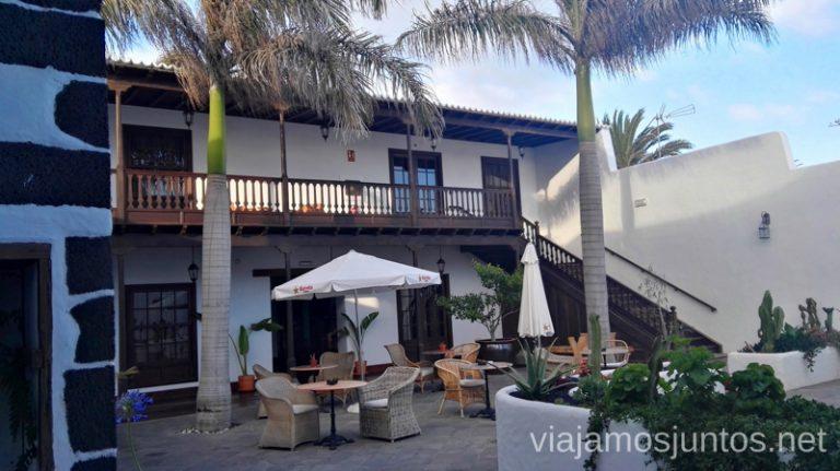 Hotel-boutique emblemático Princesa Ico, Teguise Dónde dormir en Lanzarote, Islas Canarias #LanzaroteJuntos Canary Islands Alojamiento