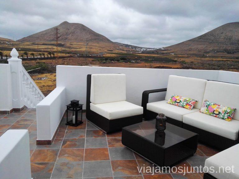Alojamiento: Loft Las Montañetas Dónde dormir en Lanzarote, Islas Canarias #LanzaroteJuntos Canary Islands Alojamiento