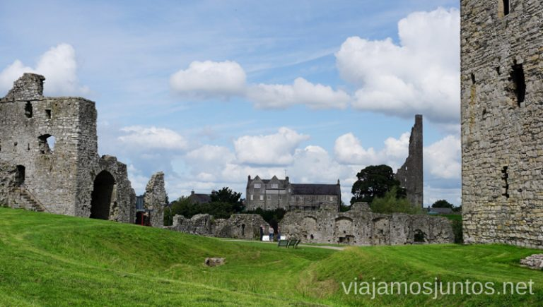 La ruta por Ireland's Ancient East pasa por castillos, abadías y otros lugares encantadores. Roadtrip por Ireland's Ancient East. Consejos prácticos. #IrlandaJuntos