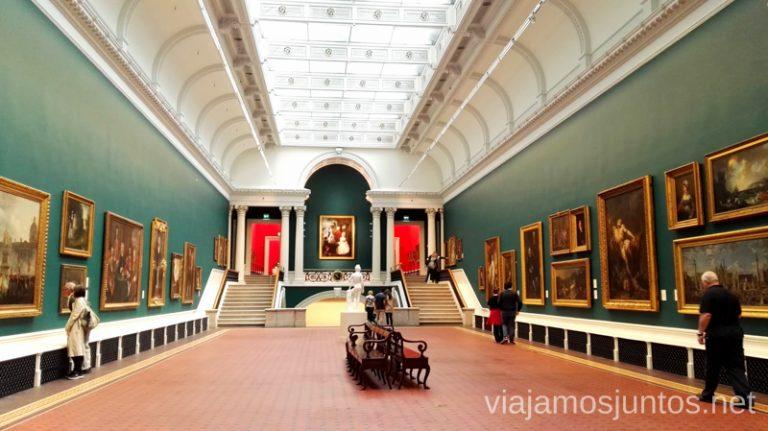 Galería Nacional. Qué ver y hacer en Dublín Nuestros imprescindibles #IrlandaJuntos