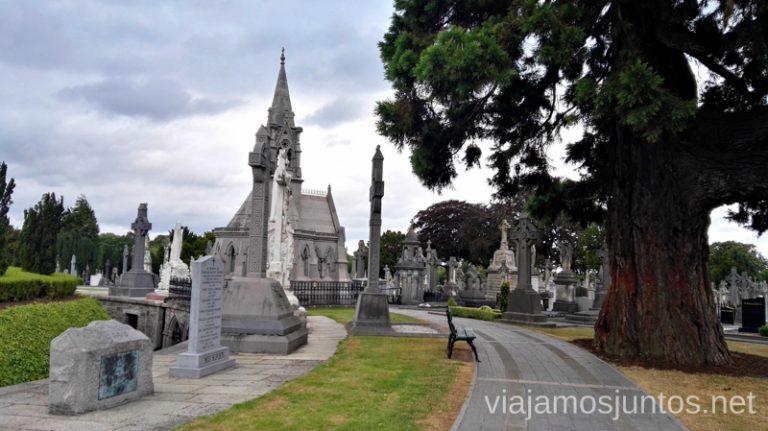 Glasnevin.Qué ver y hacer en Dublín Nuestros imprescindibles #IrlandaJuntos