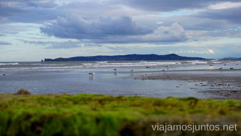 La playa de Donabate. Qué ver en los alrededores de Dublín. #IrlandaJuntos