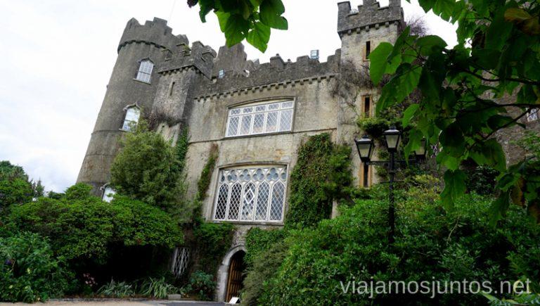Castillo de Malahide. Qué ver en los alrededores de Dublín. #IrlandaJuntos