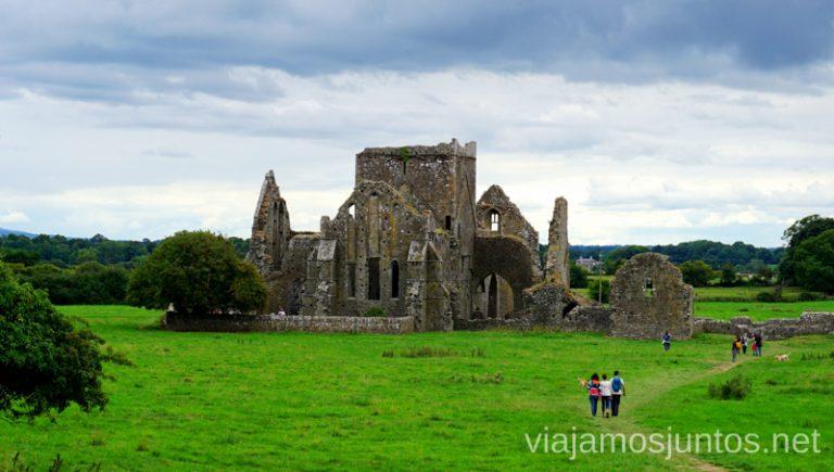 Abadía Hore. Ireland's Ancient East Qué ver y hacer en Irlanda #IrlandaJuntos Ireland's Ancient East