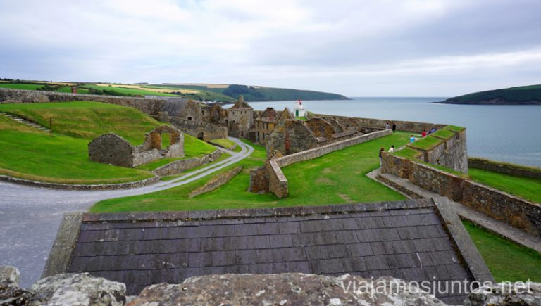 Fuerte de Charles. Qué ver y hacer en Irlanda #IrlandaJuntos Ireland's Ancient East