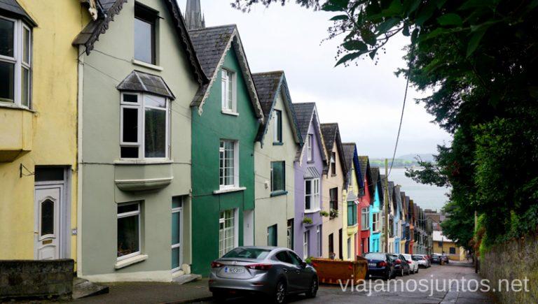 En un roadtrip por Irlanda no puede faltar Cabh - una ciudad encantadora. Roadtrip por Ireland's Ancient East. Consejos prácticos. #IrlandaJuntos