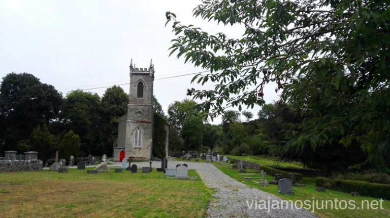 Iglesia Ennisnag (St Peter's Church). Qué ver y hacer en Irlanda #IrlandaJuntos Ireland's Ancient East