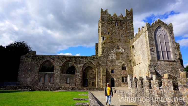 Abadía Tintern, Qué ver y hacer en Irlanda #IrlandaJuntos Ireland's Ancient East
