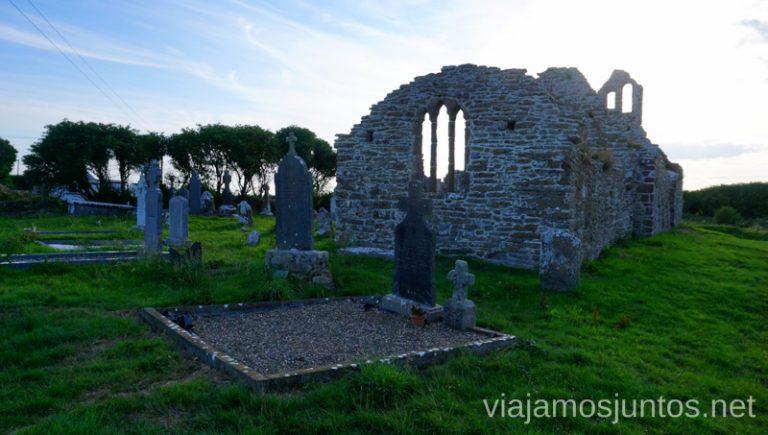 Iglesia Hook. Qué ver y hacer en Irlanda #IrlandaJuntos Ireland's Ancient East