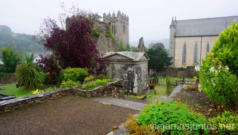 Iglesia de Santa Culumcille. Qué ver y hacer en Irlanda #IrlandaJuntos Ireland's Ancient East