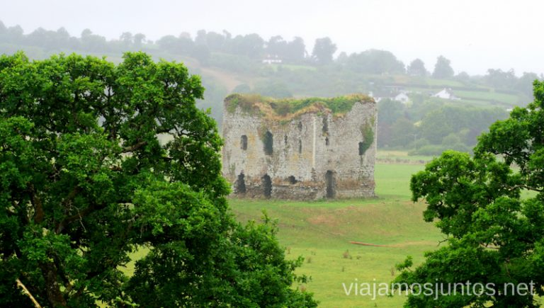 Castillo Grennan. Qué ver y hacer en Irlanda #IrlandaJuntos Ireland's Ancient East