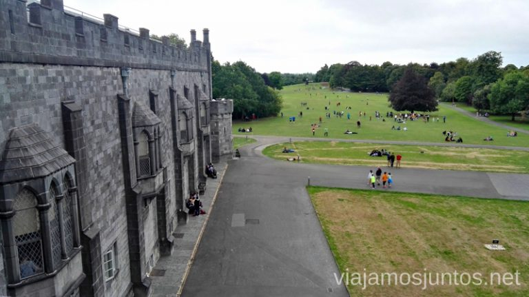 Castillo Kilkenny. Qué ver y hacer en Irlanda #IrlandaJuntos Ireland's Ancient East