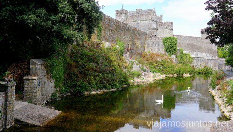 Castillo de Cahir. Qué ver y hacer en Irlanda #IrlandaJuntos Ireland's Ancient East