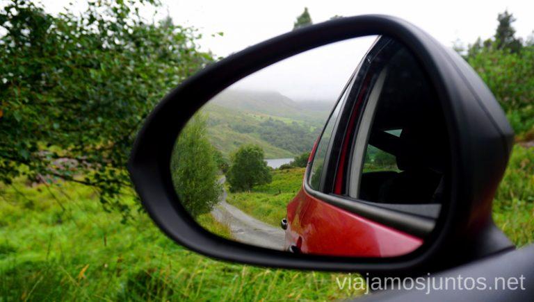 Cómo alquilar un coche en Irlanda. Consejos prácticas para preparar tu viaje a Irlanda. Guía de viaje de irlanda #IrlandaJuntos